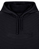 503A1 Hooded Jumper in Black