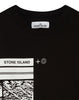 63088 MURAL PART 3: Crewneck Sweatshirt in Black