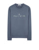 62790 'GRAPHIC ELEVEN' Crewneck Sweatshirt in Dark Blue