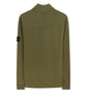 61820 Mock Neck Sweatshirt in Olive