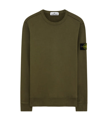 62720 Crewneck Sweatshirt in Olive