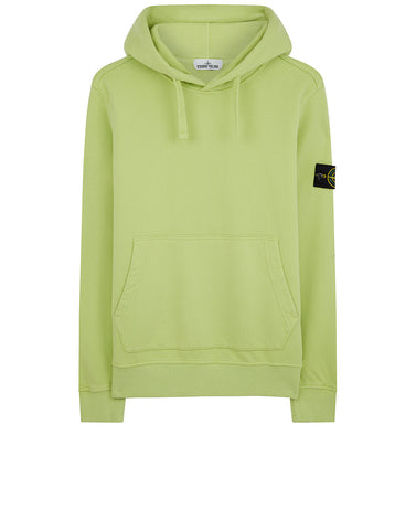 62820 Hooded Sweatshirt in Pistachio