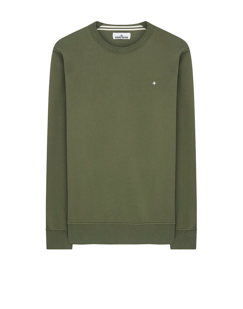 60851 Sweatshirt in Olive
