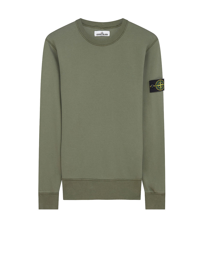 63051 Sweatshirt in Olive