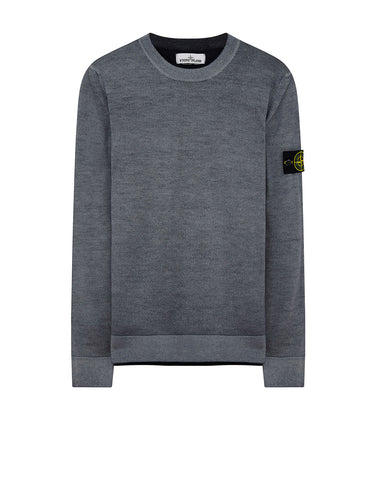 572A8 Crewneck Knit in Ice