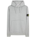 62820 Hooded Sweatshirt in Dust Grey