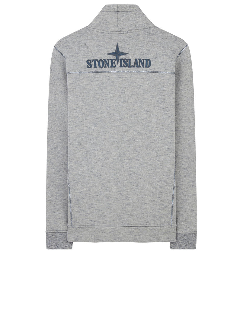 64137 Sweatshirt in Mid Blue