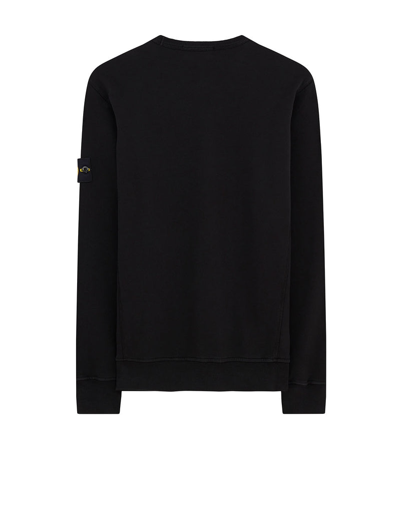 62720 Crewneck Sweatshirt in Black