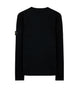 505A3 Lambswool Crewneck Knit in Black