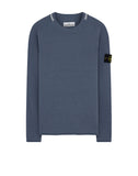 513A3 Lambswool Knit in Dark Blue