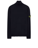 537C4 Wool Knit in Navy Blue