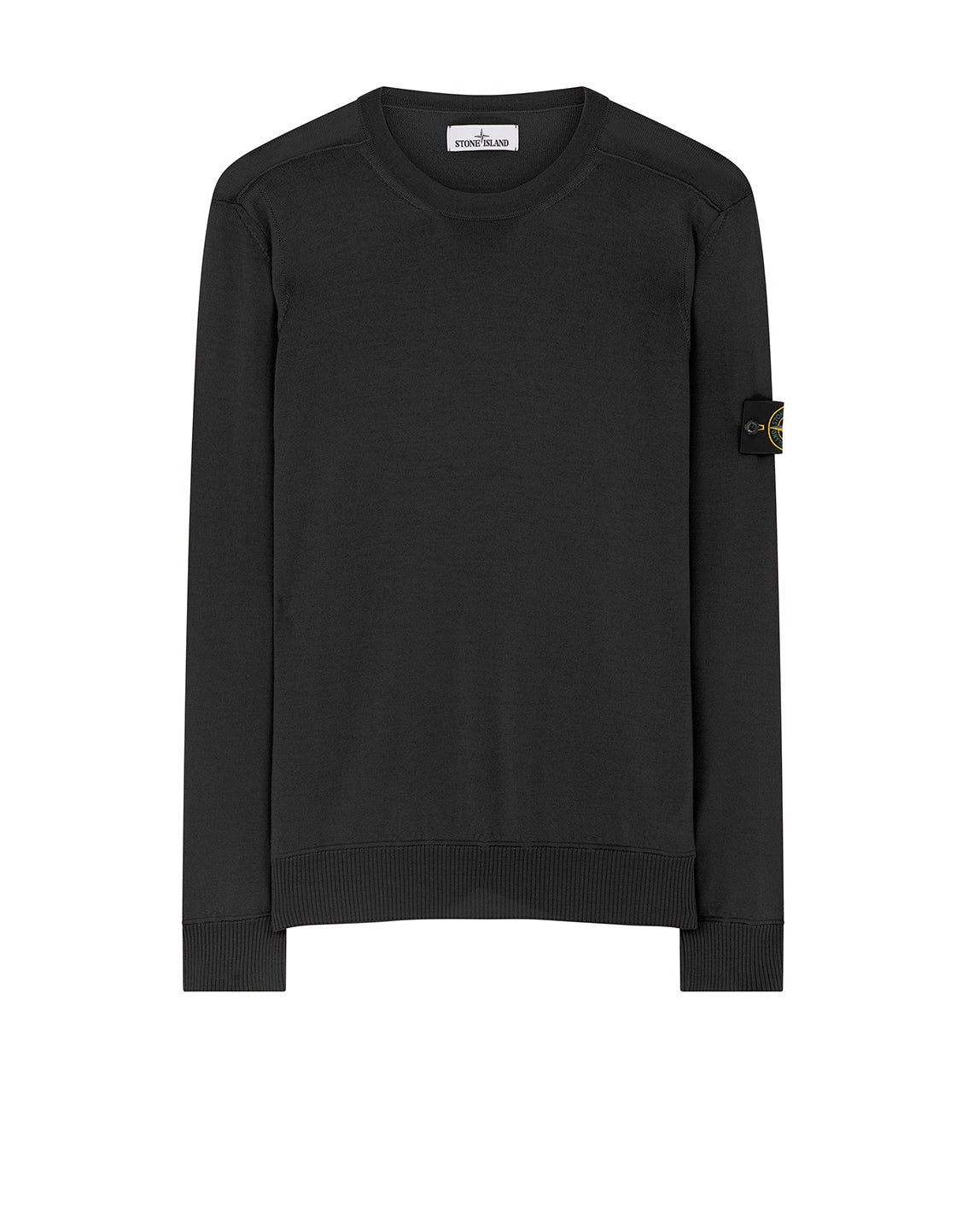 526C4 Crewneck Knit in Dark Forest