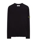 533B9 V-Neck Knitwear in Navy Blue
