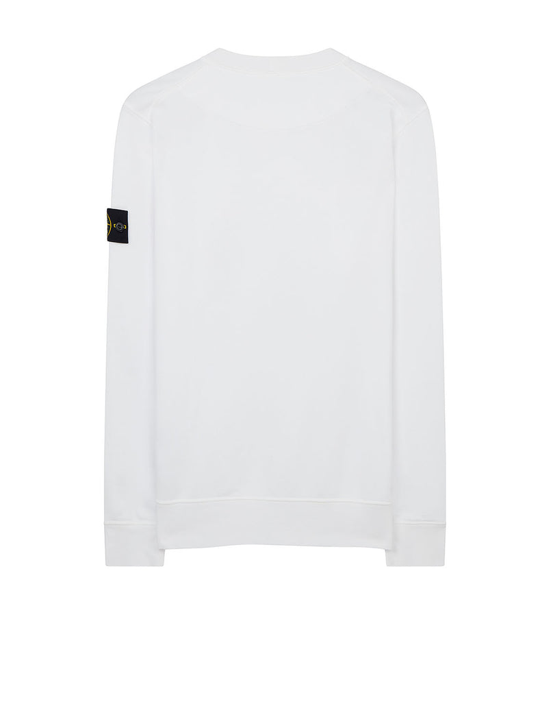 63051 Sweatshirt in White