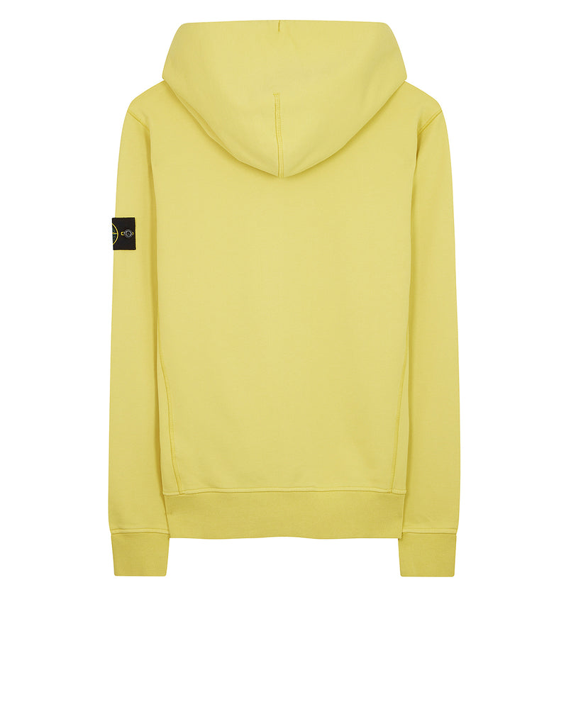 60251 Hooded Sweatshirt in Yellow