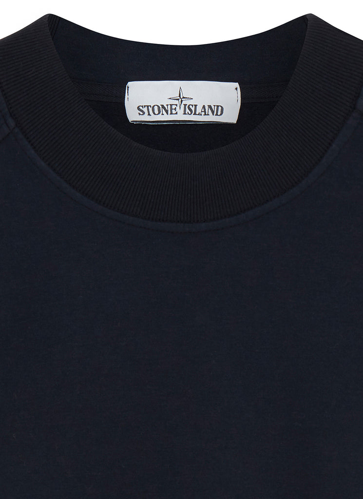 60938 Crewneck Sweatshirt in Navy Blue