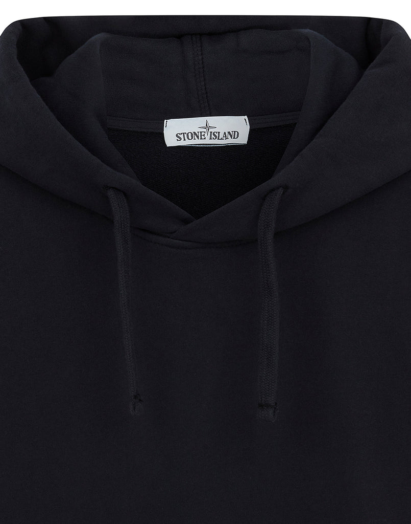 62820 Hooded Sweatshirt in Navy Blue