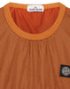 63036 Nylon Metal Smock in Orange