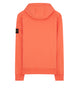 64151 Sweatshirt in Orange Red