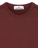 62720 Crewneck Sweatshirt in Dark Burgundy