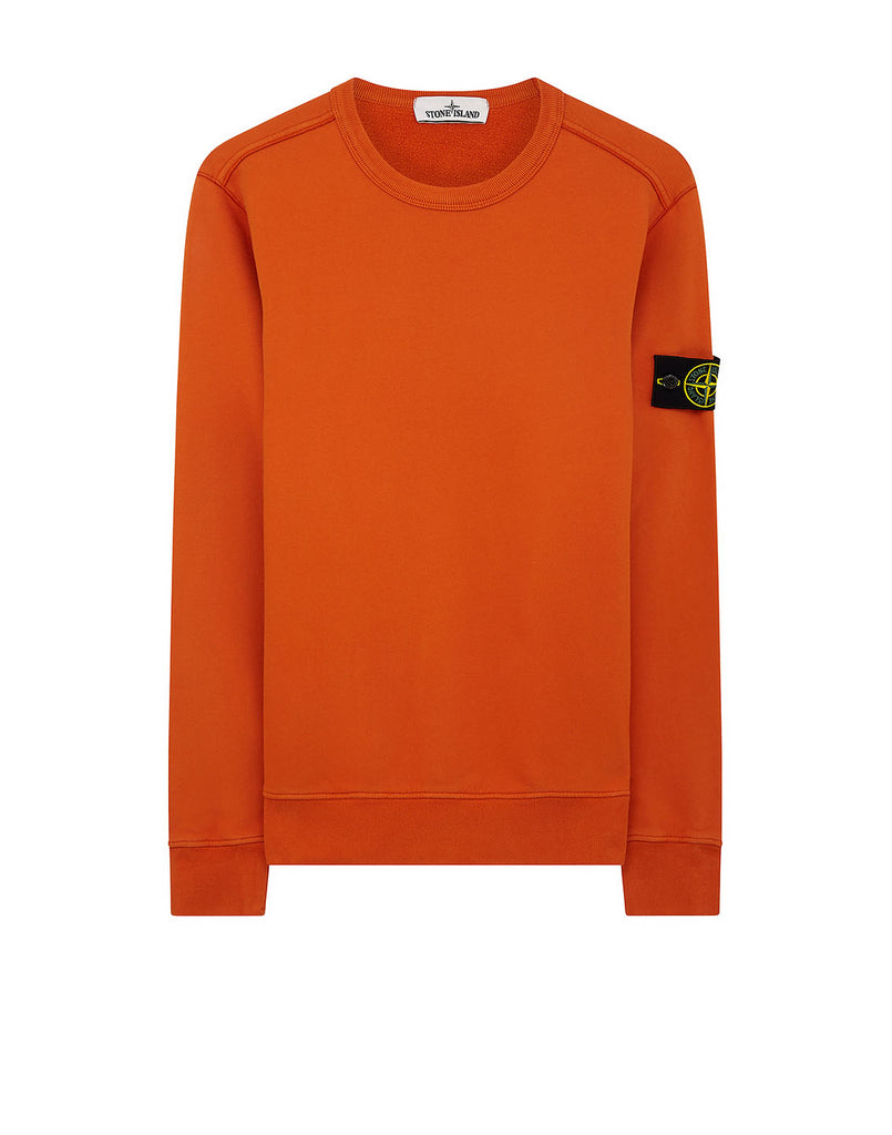 62720 Crewneck Sweatshirt in Orange