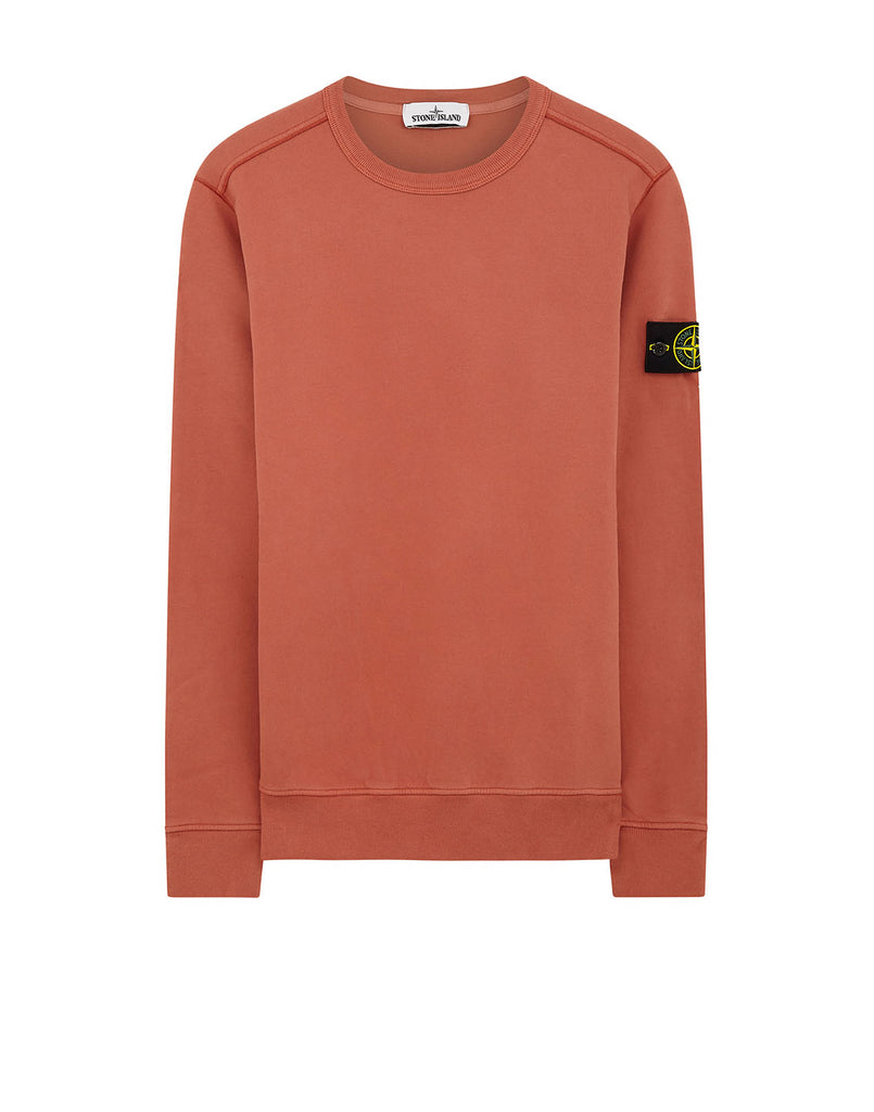 62720 Crewneck Sweatshirt in Rust