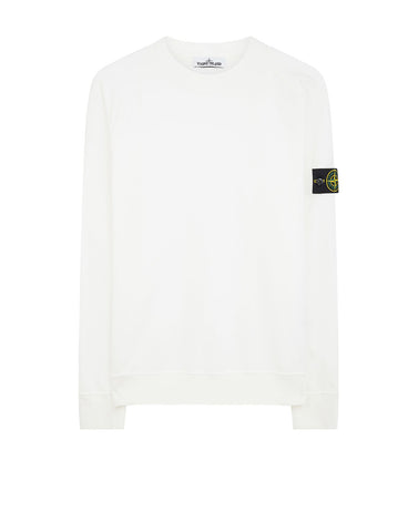 60938 Crewneck Sweatshirt in Natural