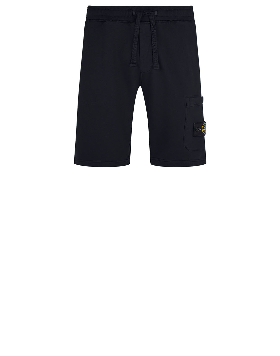 64620 Fleece Shorts in Navy