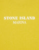 233X1 STONE ISLAND MARINA T-SHIRT in Yellow