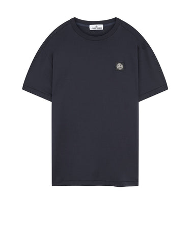 24113 Short Sleeve T-Shirt in Navy Blue