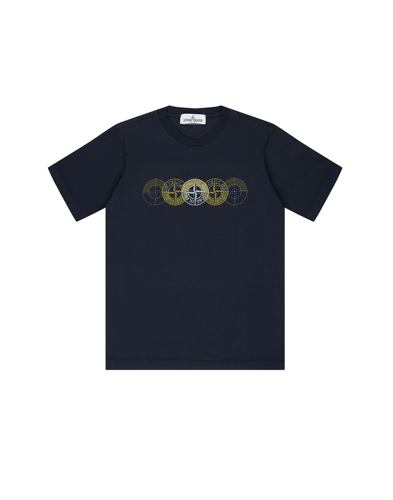 21451 T-Shirt in Navy Blue