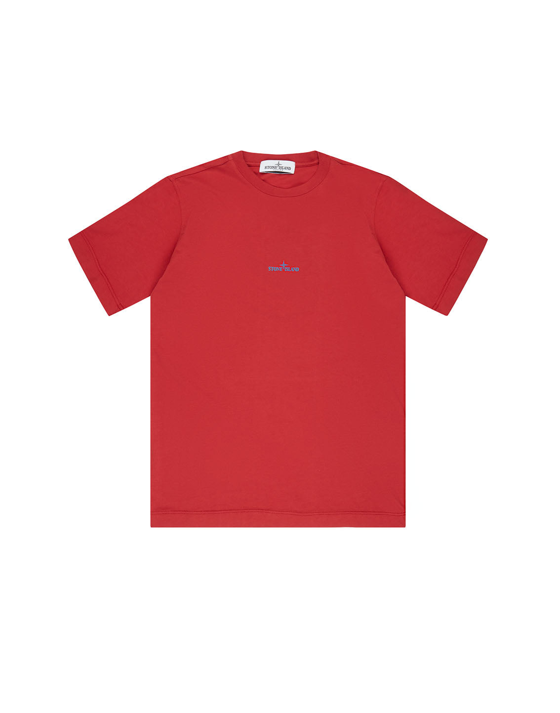 21452 Logo T-Shirt in Red