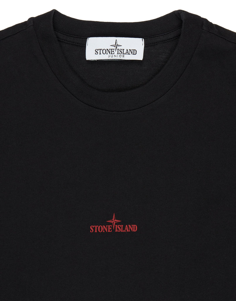 21452 Logo T-Shirt in Black