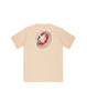 21452 Logo T-Shirt in Salmon