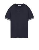 21344 Short-sleeve T-Shirt in Navy