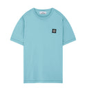 24113 Short Sleeve T-Shirt in Aqua