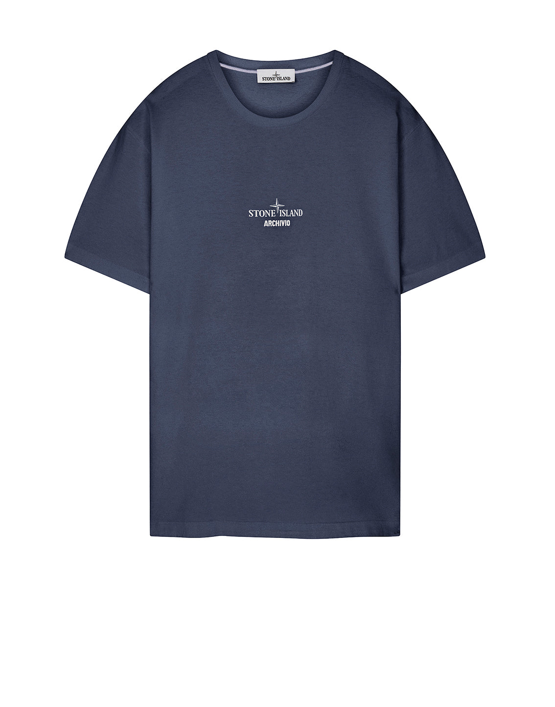 2Ns91 Short Sleeve T-Shirt in Marine Blue