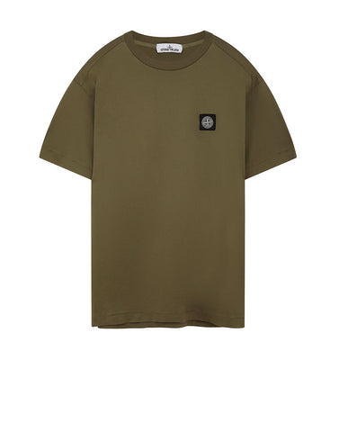 24113 Short Sleeve T-Shirt in Olive