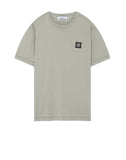 24113 Short Sleeve T-Shirt in Dove Grey