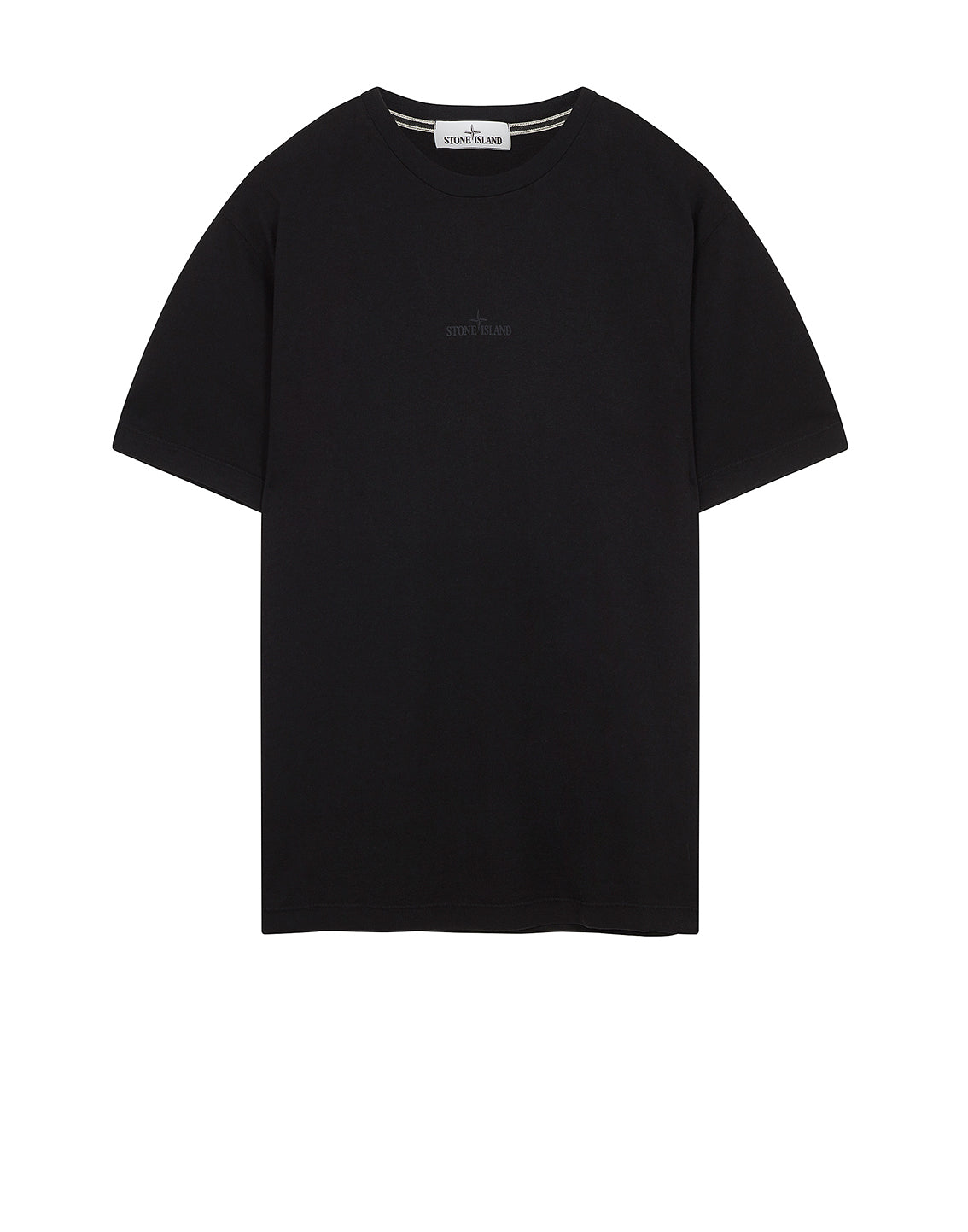 2NS89 GRAPHIC SEVEN T-Shirt in Black