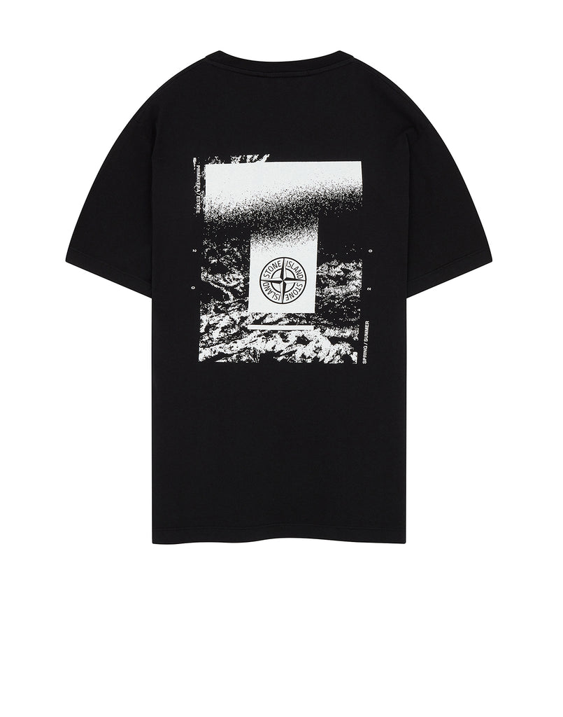 2NS84 'DRONE TWO' T-Shirt in Black
