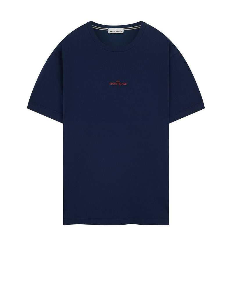2NS83 'GRAPHIC ONE' T-Shirt in Blue Marine