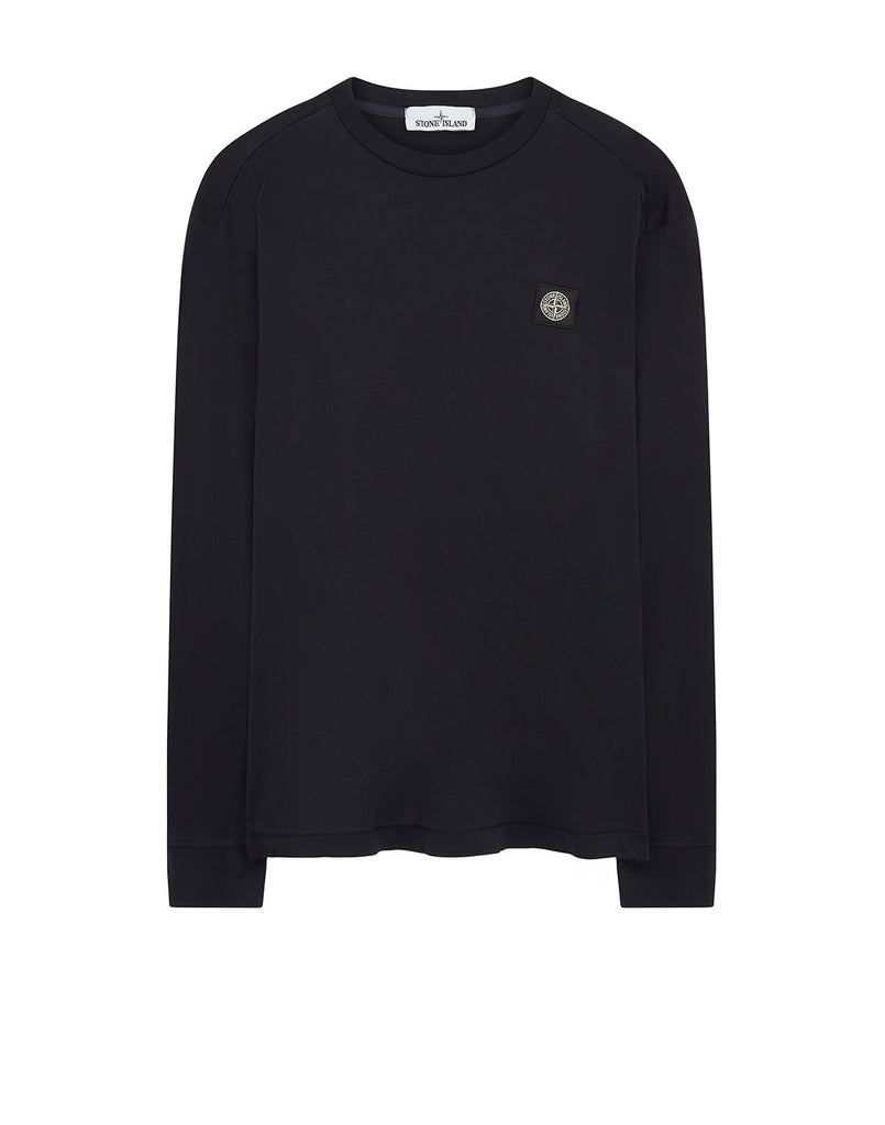 22713 Long Sleeve T-Shirt in Navy Blue