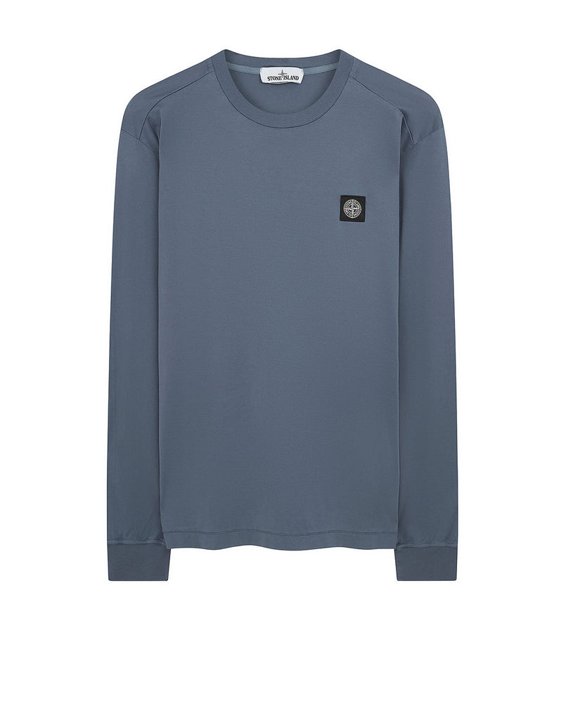 22713 Long Sleeve T-Shirt in Dark Blue