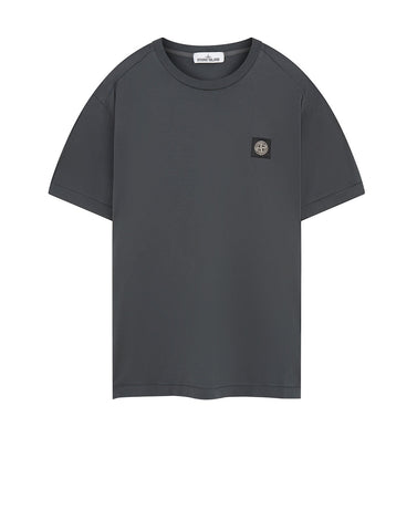 24113 Short Sleeve T-Shirt in Dark Grey