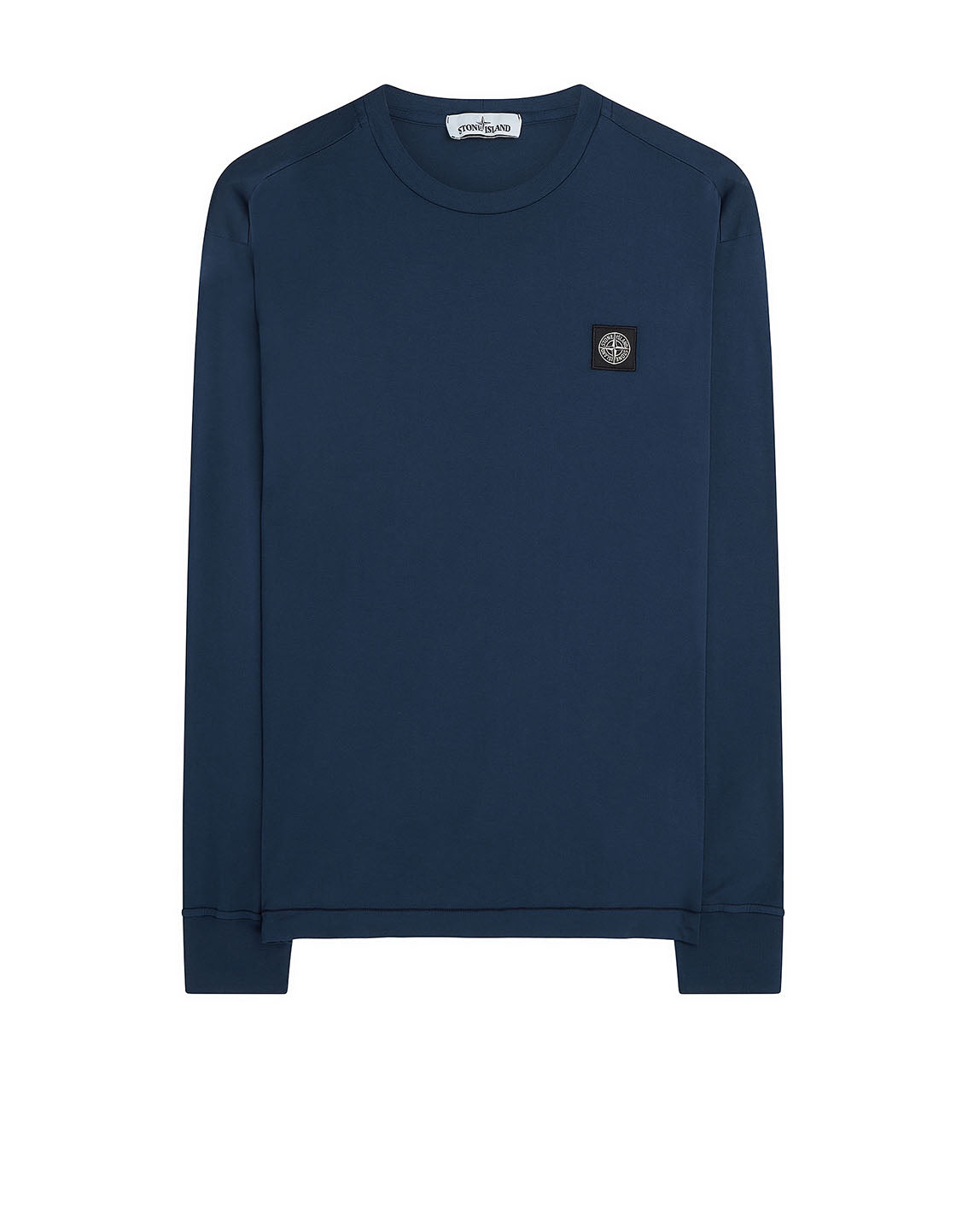 22713 Long Sleeve T-Shirt in Blue Marine