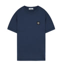 24113 T-Shirt in Blue Marine