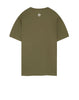23381 'GRAPHIC TWO' PRINT T-Shirt in Olive