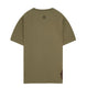 2NS86 GRAPHIC SEVEN' PRINT T-Shirt in Olive