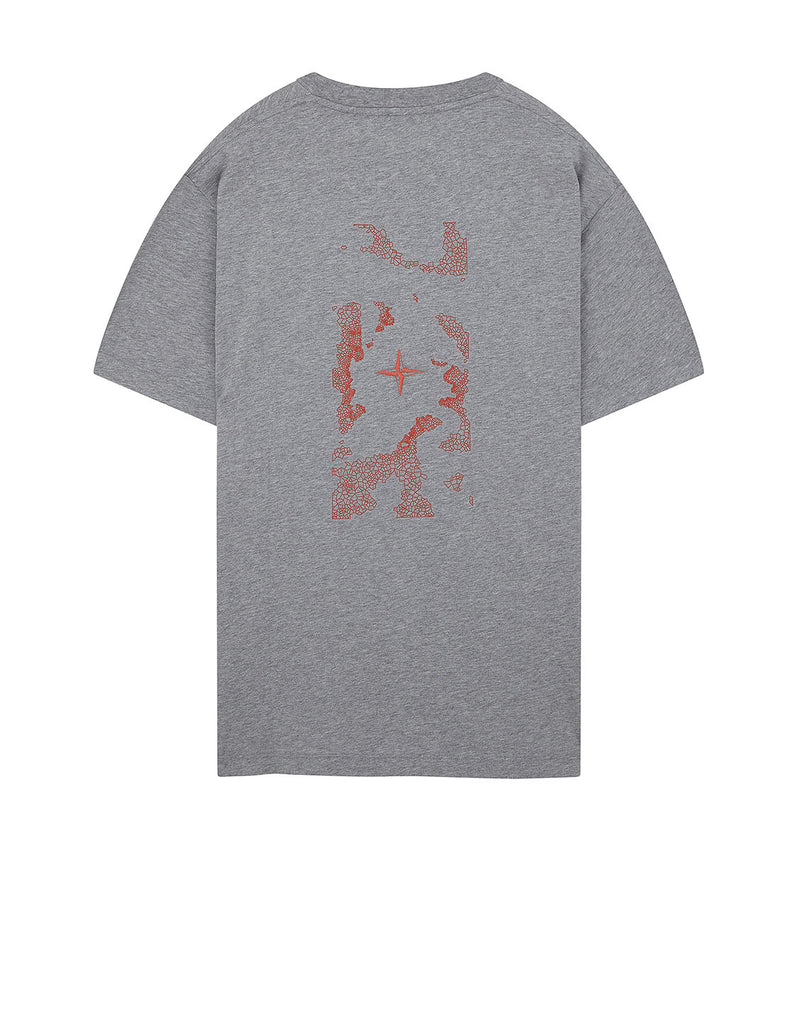 2NS83 'GRAPHIC ONE' T-Shirt in Dust